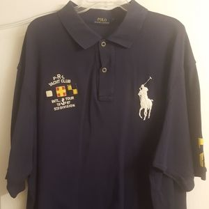 Polo Shirt Big Horse